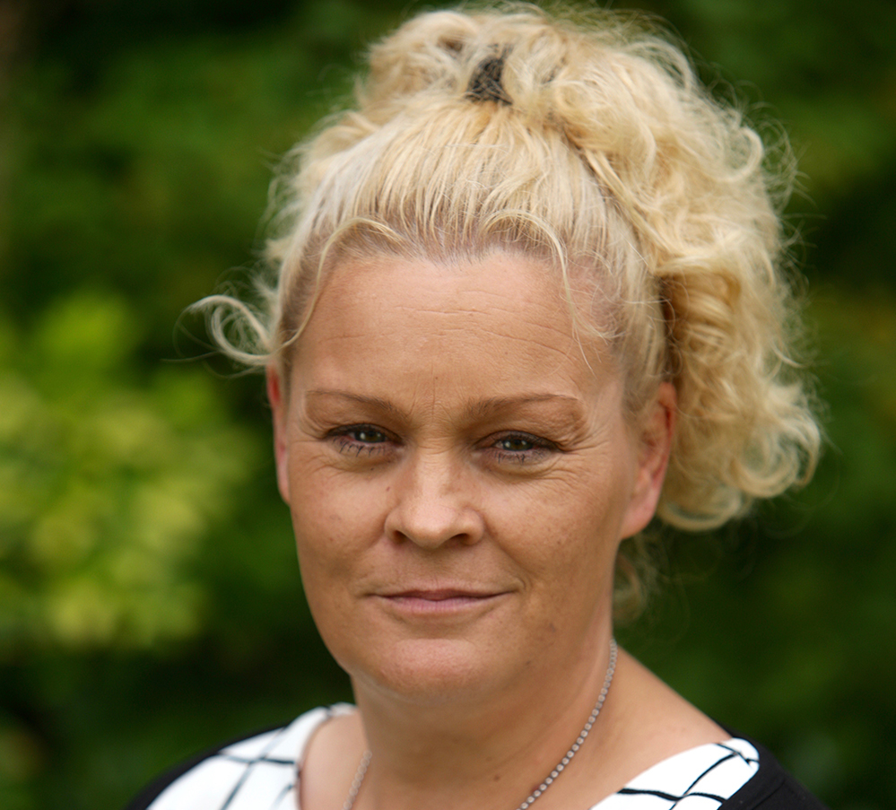 Debbie Hayes, new manager of Fairfield