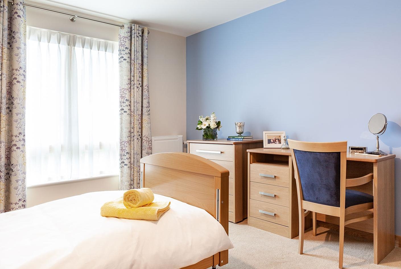 A Fairfield bedroom